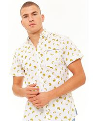 Forever 21 - Drill Clothing Banana Print Shirt - Lyst