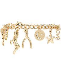 Forever 21 | Unicorn Charm Bracelet | Lyst