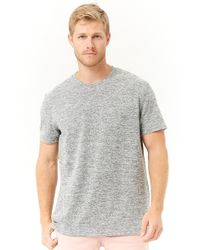 Forever 21 - 's Marled Knit Tee Shirt - Lyst