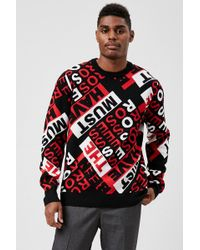 Forever 21 - Must Have The Roses Graphic Jumper - Lyst