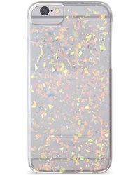 Forever 21 - Iridescent Flake Case For Iphone 6/6s/7 - Lyst