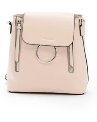 Forever 21 - Faux Leather O-ring Backpack - Lyst