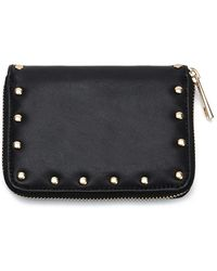Forever 21 - Studded Faux Leather Wallet - Lyst