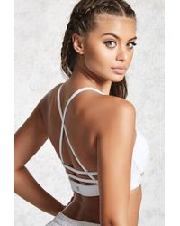Forever 21   Low Impact - Sports Bra   Lyst