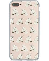 Forever 21 - Unicorn Print Iphone Case For 7/8 Plus - Lyst