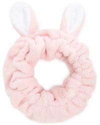 Forever 21 - Terry Cloth Bunny Ear Headband - Lyst