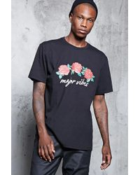 Forever 21 | Major Vibes Graphic Tee | Lyst