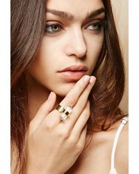 Forever 21 - Amber Sceats Translucent Ring - Lyst