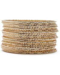 Forever 21 - Women's Bangle Bracelet Set - Lyst