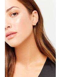 Forever 21 - Rhinestone Stud Earrings - Lyst