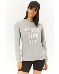 6fd28a3f8c10f BDG Never Forever Cropped Pink Hoodie - Womens S m in Pink - Lyst