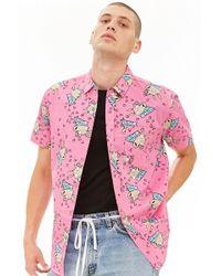 Forever 21 - Rocko's Modern Life Print Shirt - Lyst