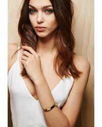Forever 21 - Amber Sceats Translucent Bracelet - Lyst