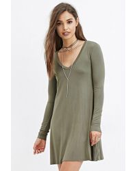 399875e064a Forever 21 Classic T-shirt Dress You've Been Added To The Waitlist ...