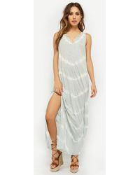 Forever 21 - Anm Tie-dye Maxi Dress - Lyst