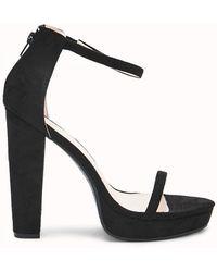 Forever 21 - Shoe Republic Platform High Heels - Lyst
