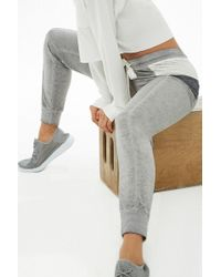 Forever 21 - Heathered Oil Wash Joggers - Lyst