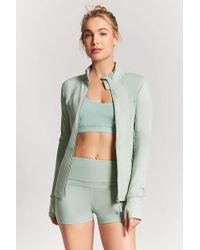 Forever 21 - Active Track Jacket - Lyst