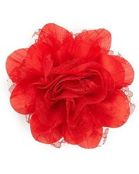 Forever 21 | Lace Flower Pin | Lyst