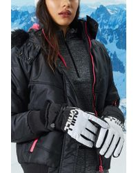 Forever 21 - Active Chill Graphic Winter Gloves - Lyst