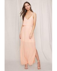 Forever 21 - Pretty By Rory Strappy Dress - Lyst