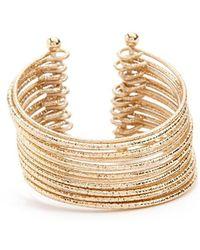 Forever 21 - Bangle Cuff Bracelet - Lyst