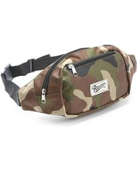 Forever 21 - Men Reason Camo Fanny Pack - Lyst