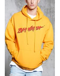 Forever 21 - Baywatch Graphic Hoodie - Lyst