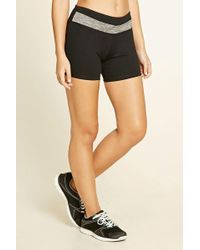 Forever 21 | Active Panelled Shorts | Lyst