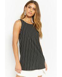 Forever 21 - Women's Pinstriped Shift Dress - Lyst