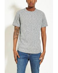 Forever 21 - Marled Knit Tee - Lyst