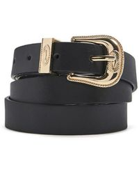 Forever 21 - Old Western Faux Leather Belt - Lyst