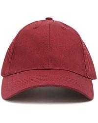 Forever 21 - Canvas Baseball Cap - Lyst