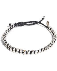 Forever 21 | Ebb And Flow Beaded Bracelet | Lyst