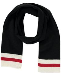 b1badfae043f9 Amen Varsity Scarf in Black for Men - Lyst