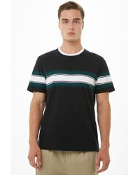 Forever 21 - Striped Cotton Tee - Lyst