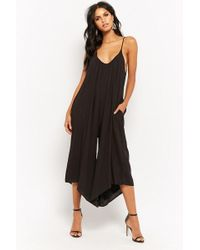 Forever 21 - Billowy Cami Jumpsuit - Lyst