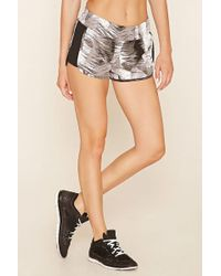 Forever 21 - Women's Active Abstract Dolphin Shorts - Lyst