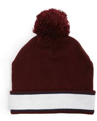 Forever 21 - Striped Ribbed Beanie - Lyst
