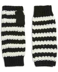 Forever 21 - Striped Fingerless Gloves - Lyst