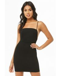 Forever 21 - Cami Bodycon Mini Dress - Lyst
