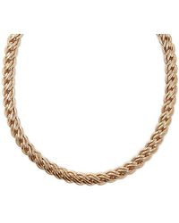 Forever 21 - Serpentine Chain Necklace - Lyst