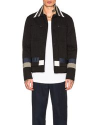 Craig Green - Panelled Quilted Worker Jacket - Lyst