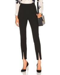 Michelle Mason | Skinny Zipper Trousers | Lyst