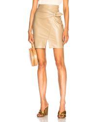 Nanushka | Cascade Skirt | Lyst