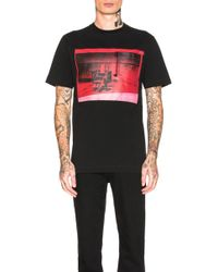 CALVIN KLEIN 205W39NYC - Electric Chair Tee - Lyst