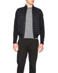 Moncler - Maglia Tricot Cardigan Jacket - Lyst