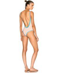 KIINI - Luna Scoop Back Swimsuit - Lyst