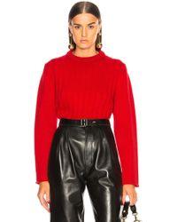 Chloé - Iconic Cashmere Crewneck Sweater - Lyst