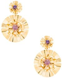 Mercedes Salazar - Flor Earrings - Lyst